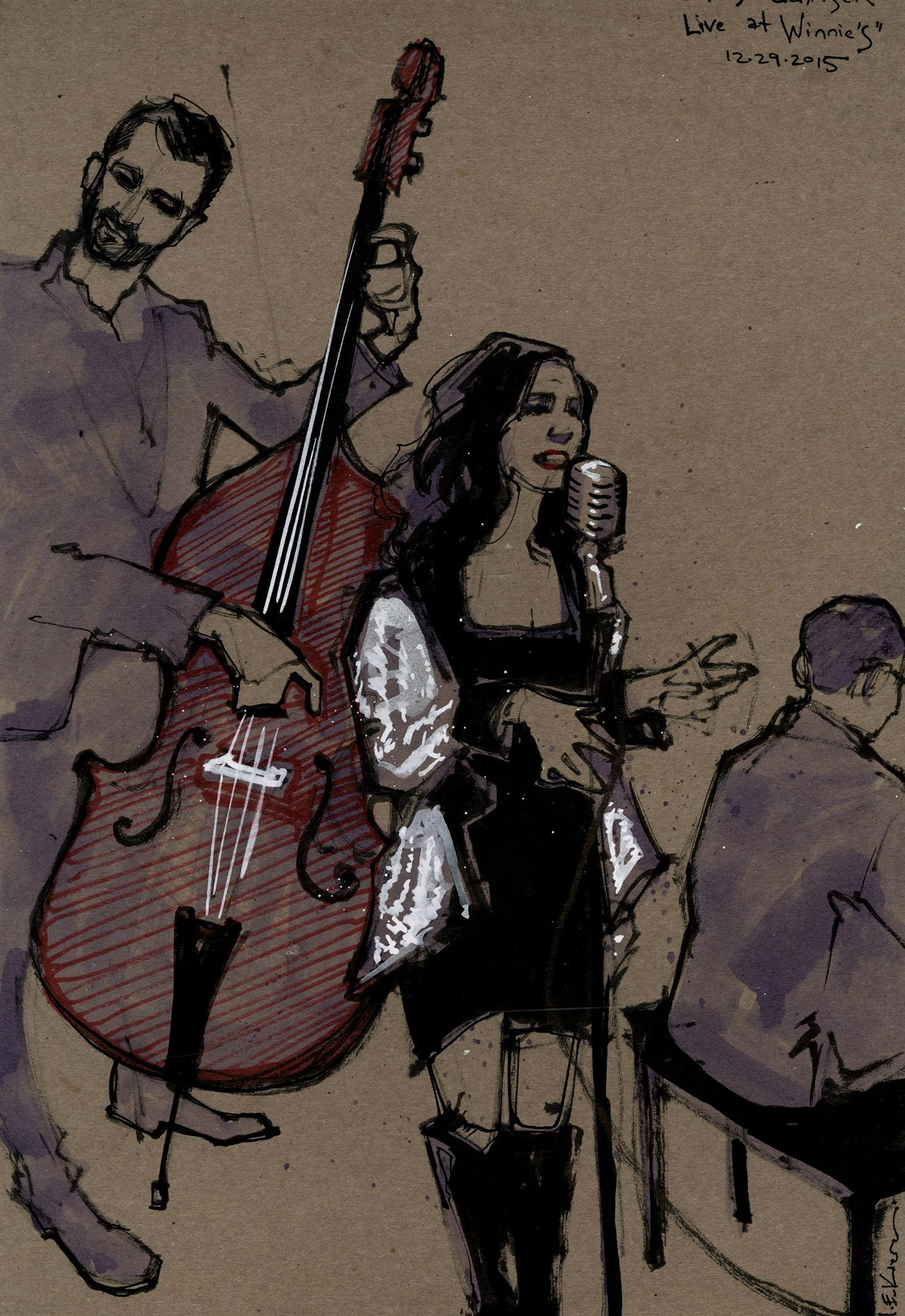 The Lowdown Stompers - A Wedding and Event Jazz Band based